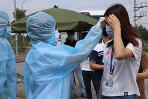 Nhiều học sinh và giáo viên dương tính SARS-CoV-2, 511 học sinh phải cách ly tập trung