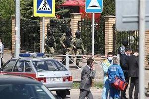 Vụ xả súng tại trường học Nga: Nghi phạm thứ hai đã bị bắn hạ