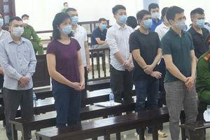 Hơn 100 năm tù cho 14 bị cáo trong vụ Công ty Nhật Cường