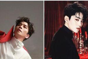 Shin Sung Rok và Jeon Dong Suk hóa Dracula đẹp nhất từ trước đến nay