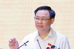 Chủ tịch Quốc hội Vương Đình Huệ: Quốc hội sẽ tháo gỡ vướng mắc về đất đai trong năm 2022