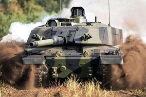 Tại sao Quân đội Anh chọn phương án nâng cấp xe tăng Challenger 2?