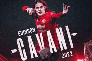 Cavani gia hạn, Kane và Haaland 'hết cửa' đến Old Trafford