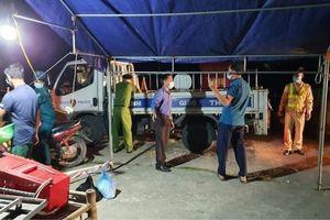 Hà Tĩnh: 1 thôn đã được dỡ bỏ lệnh phong tỏa