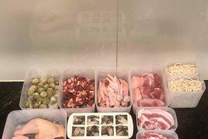 Bí quyết vàng bảo quản thực phẩm tươi ngon giúp gia đình yên tâm phòng dịch Covid-19