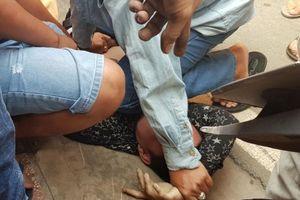 Vĩnh Phúc: Bắt giữ đối tượng dùng dao tấn công bố mẹ đẻ và hành hung con ruột