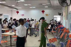 Đà Nẵng: Hơn 100 người của một công ty tụ tập giữa lúc dịch diễn biến phức tạp