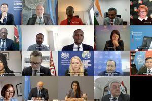Việt Nam kêu gọi cộng đồng quốc tế tăng cường hỗ trợ UNITAD thực hiện nhiệm vụ phù hợp với luật pháp quốc tế