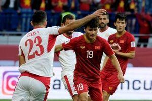 Đội tuyển Việt Nam đá giao hữu với Jordan trước loạt trận lượt về vòng loại World Cup 2022 khu vực châu Á