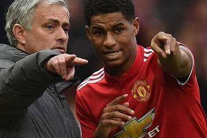 Rashford bất ngờ lên tiếng chê bai HLV Mourinho