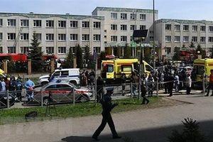Xả súng tại trường học ở Nga, ít nhất 11 người thiệt mạng