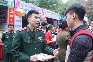 Những đối tượng được ưu tiên, tuyển thẳng vào các trường quân đội năm 2021