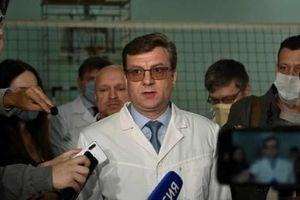 Đã tìm thấy bác sĩ Nga sau 3 ngày mất tích