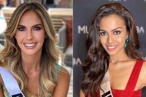Hai thí sinh từng mắc COVID-19 khoe vóc dáng nóng bỏng tại Miss Universe 2020