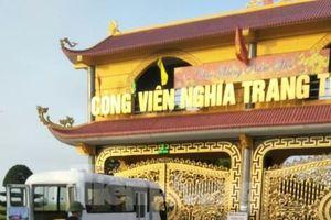 Nam Định: Đài hóa thân bị 'tố' ép cơ sở tang lễ thuê xe, mua quan tài giá cao