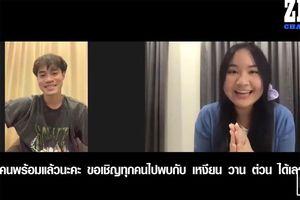 Văn Toàn trò chuyện cực tình cảm với con gái út Kiatisuk