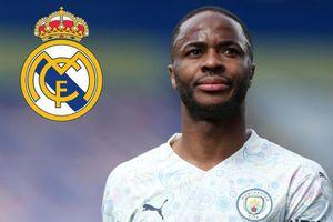 Real Madrid vung tiền chiêu mộ Sterling