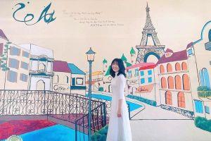 Góc chụp ảnh kỷ yếu có '1-0-2' của học sinh Thanh Hóa