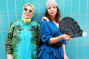 Con gái 'lăng xê' người mẹ 68 tuổi bị ung thư thành fashionista tỏa sáng