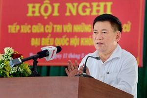Bộ trưởng Bộ Tài chính Hồ Đức Phớc: Thu hút các nguồn lực để thúc đẩy phát triển tỉnh Bình Định