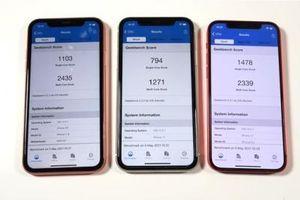 iOS 14.5.1 khiến iPhone 12 và iPhone 11 chạy chậm hơn cả iPhone XR?