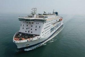 Vận hành tàu bệnh viện dân sự lớn nhất thế giới Global Merc