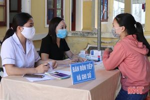 Thiếu kinh phí, truyền thông lồng ghép dịch vụ dân số ở Hà Tĩnh chậm được triển khai