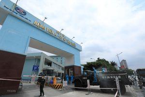 Hỗ trợ đoàn viên, người lao động tại Bệnh viện K cơ sở Tân Triều