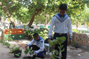 Cuộc sống của cán bộ, chiến sỹ ở huyện đảo Trường Sa