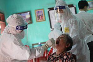 Bắc Giang đẩy nhanh tiến độ lấy mẫu và xét nghiệm cho 15.000 dân