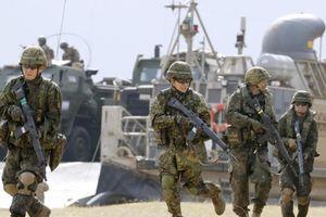 Nhật-Mỹ-Pháp tập trận chung quy mô lớn kéo dài đến 17/5
