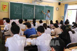 Các địa phương lên phương án thi vào lớp 10 Trung học phổ thông
