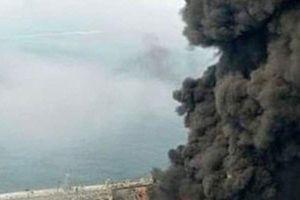 Tình báo Israel đứng sau vụ tấn công cách căn cứ hải quân Nga 30 km?