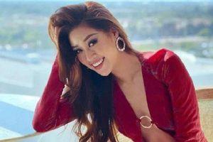 Khánh Vân được cộng đồng mạng quốc tế khen nức nở vì hành động 'cứu cánh' Hoa hậu Myanmar tại Miss Universe 2020