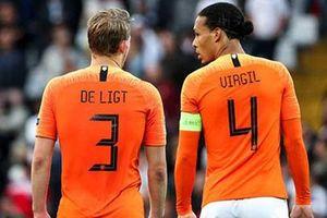 Trong tuần này, Van Dijk quyết định có dự EURO hay không