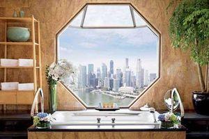 Những căn phòng có 'tầm nhìn' đẹp nhất trái đất