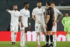 Real Madrid có thể mất chức vô địch vì VAR