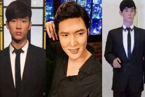 Tượng sáp của dàn sao Hàn đình đám: Lee Min Ho mập ú, Kim Soo Hyun đen nhẻm