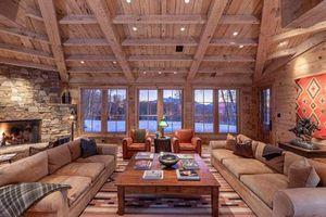 Biệt thự trên núi tuyết giá 39,5 triệu USD của tài tử Tom Cruise có diện tích 130 ha