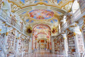 Những thư viện hào nhoáng nhất thế giới khiến bạn không thể rời mắt