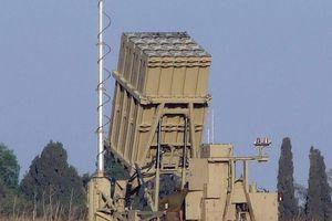 'Mái Vòm Sắt' Israel đánh chặn thành công nhiều tên lửa từ Palestine