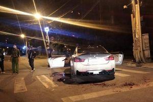 Truy xét 4 đối tượng chém người, đập phá ô tô BMW lúc rạng sáng ở TP.HCM
