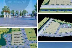 Nghệ An: PCT huyện lên Facebook cảnh báo nhân dân về dự án bất động sản 'ma'