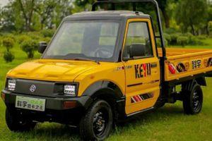 Bán tải điện Keyu EcoPick không cần bằng lái, giá 264 triệu đồng