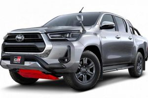 Toyota Hilux GR Sport sắp ra mắt có gì đặc biệt?