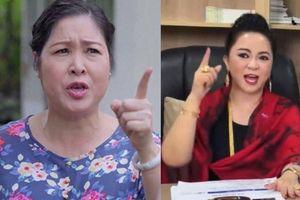 Xôn xao cuộc trò chuyện của NSND Hồng Vân và một đạo diễn 'mỉa mai' bà Phương Hằng: 'Coi mà ngứa mắt'