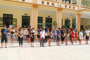 Bắc Ninh: Khởi tố vụ án liên quan đến 33 thanh niên hát karaoke trong mùa dịch