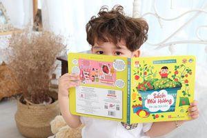 Bộ sách tỏa hương thơm ngát đầu tiên tại Việt Nam