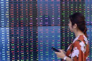 Cổ phiếu lớn hạ nhiệt, VN-Index 'đỏ vỏ xanh lòng'