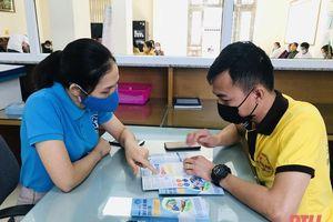 4 tháng năm 2021, toàn tỉnh có 60.809 người tham gia BHXH tự nguyện